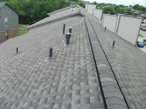 ... Residential Roofing Materials Cobra Ridge Vent Over Timberline HD ...
