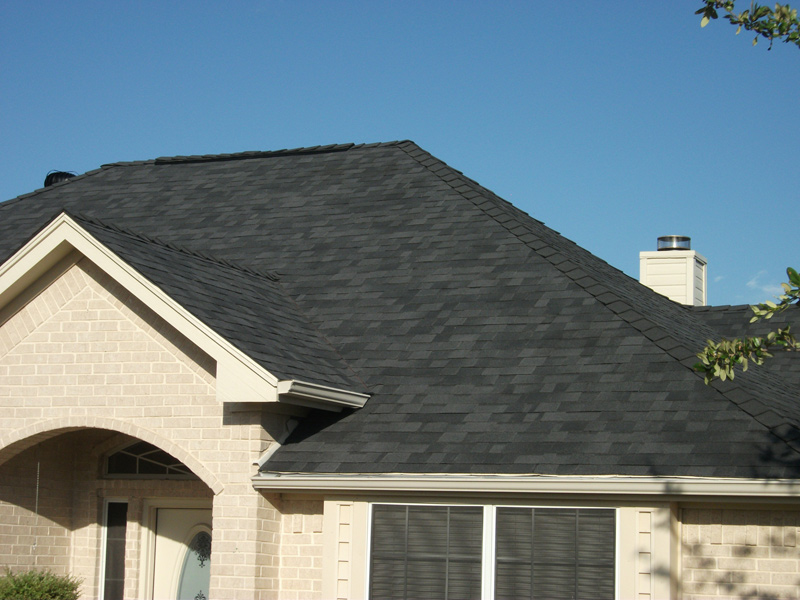 Gallery Picture Of Marlarkey Legacy Midnite Black Shingles
